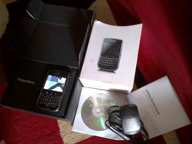 Jual blackberry 9630 a.k.a Tour1 LCD blank Lengkap