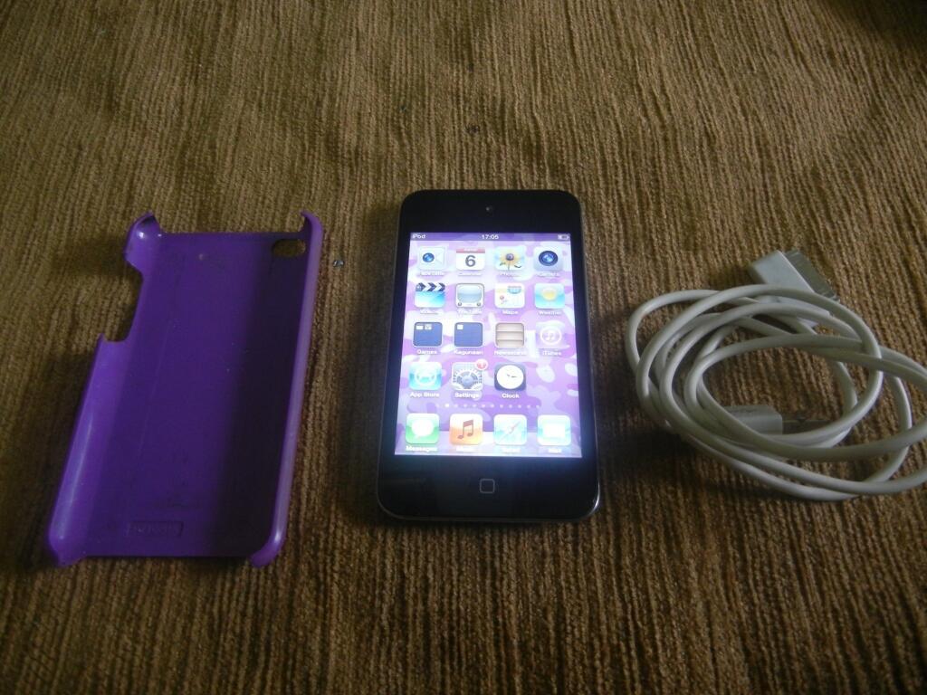 Ipod Touch 4 gen 8 Gb