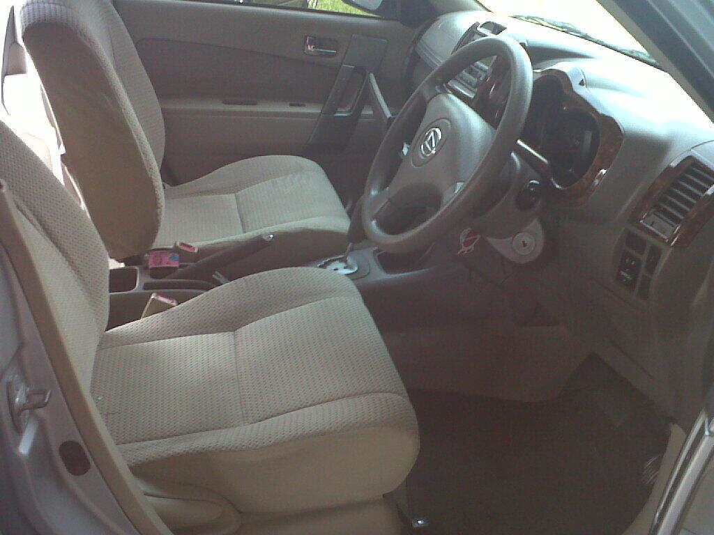 Daihatsu Terios TX AT 1.5