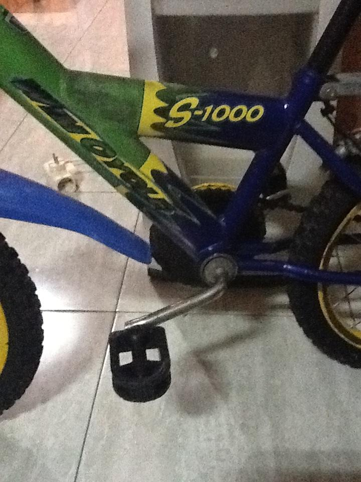 Sepeda Win Cycle S 1000 anak laki SD
