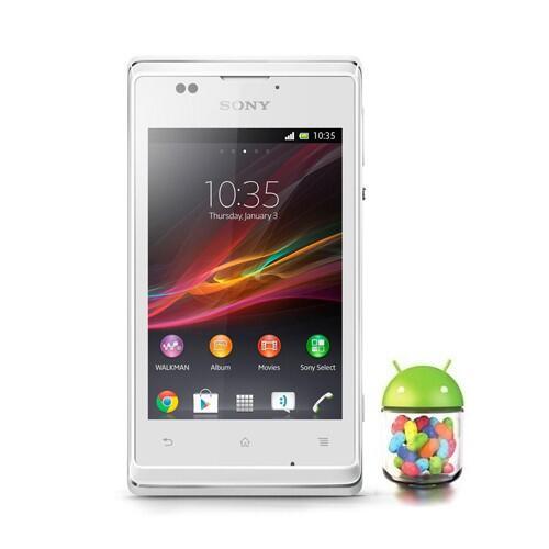 Sony Xperia E - White