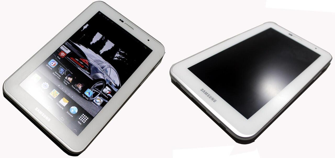 JUAL SAMSUNG GALAXY TAB 2 WHITE 7 INCH 16 GB