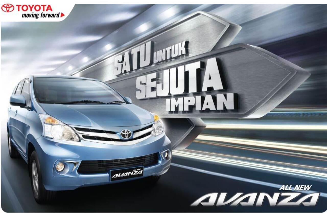 Promo Avanza DP murah GRATIS 3M & Audi DVD - Bombastis