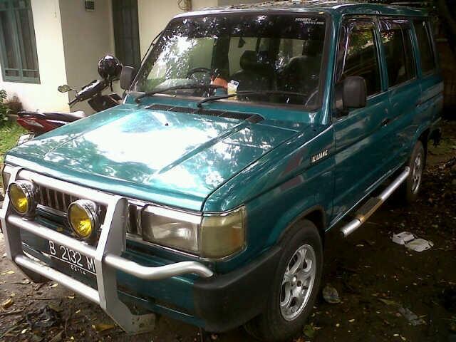 WTS Kijang Jantan ORI 92/93