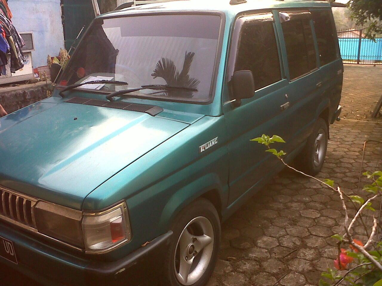 Jual Kijang Rover Tahun 1991