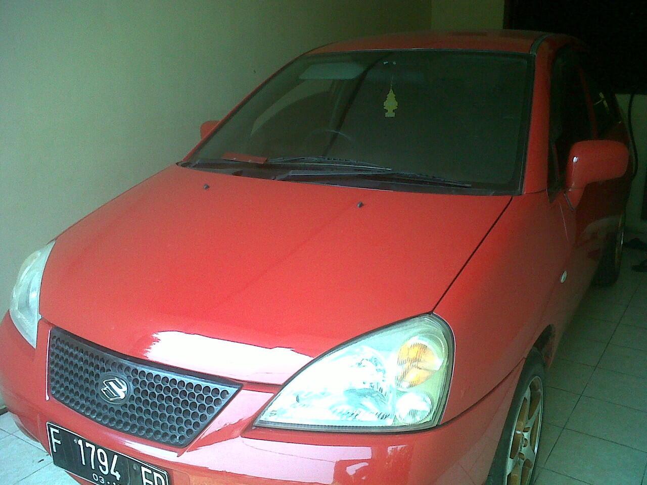 Dijual Suzuki Baleni Next-G 2003 di Bogor