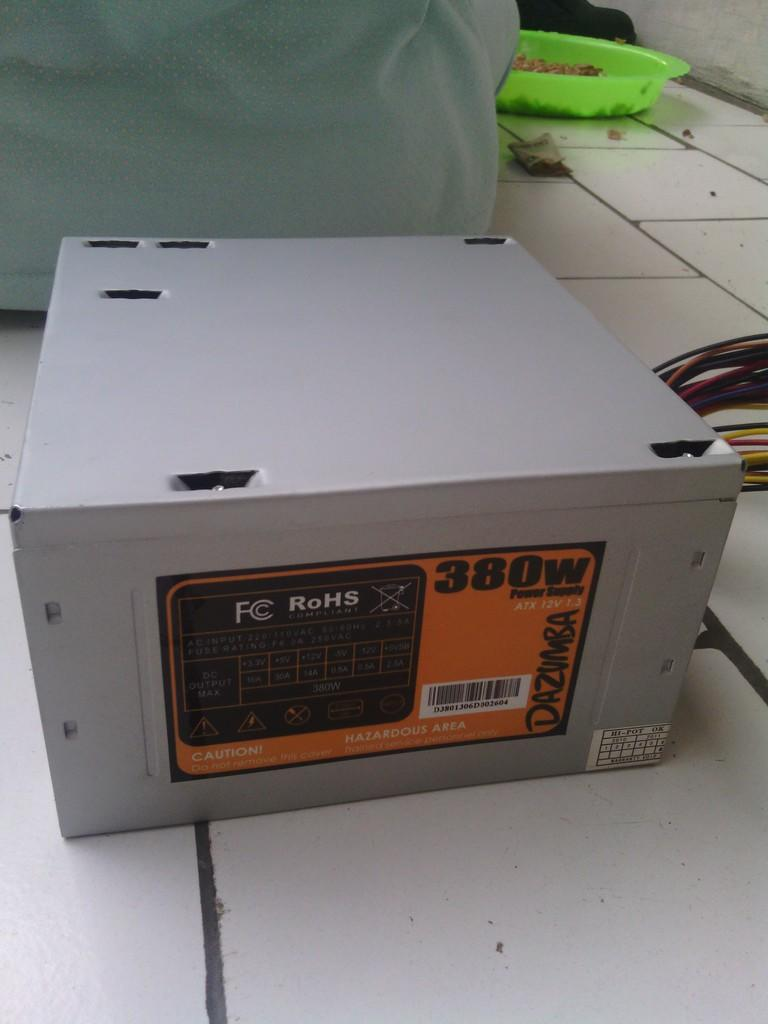 Power Supply Dazumba 380W