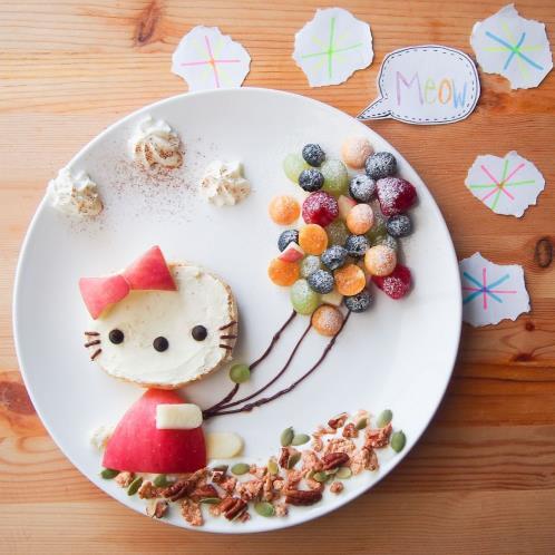 ~๑๑~Lucunya Desain Makanan Bento Jepang.~๑๑~[CEKIDOT]