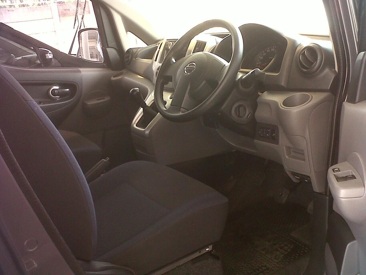 Nissan Evalia Tahun 2012 Nego Manual XV 1.5
