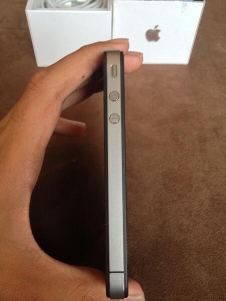 iPhone 4g 16gb BLACK FU [jogja]