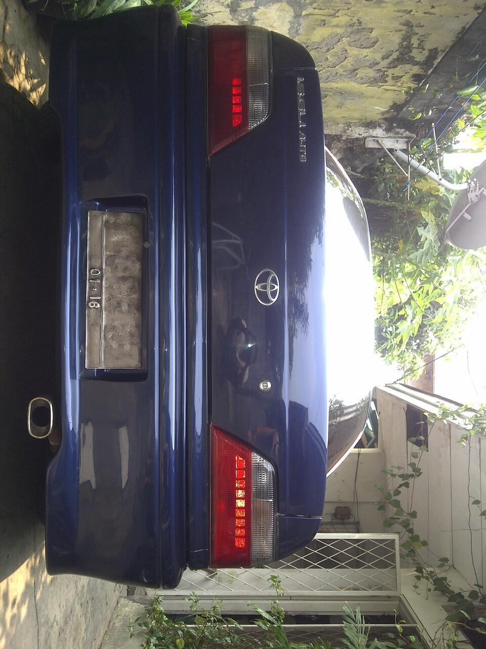 Toyota Soluna 2000 GLI AT ( bukan ex.Taksi)