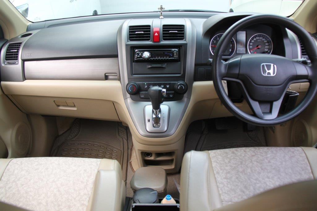 Jual Honda CRV AT 2.0 Tahun 2008 Agustus Bronze Tgn 1 (dari baru) - Rp 215 juta