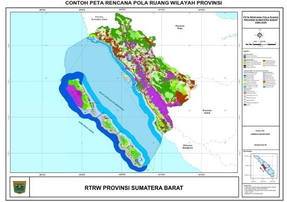 [Wajib Masuk gan] Mengenal Tata Ruang Wilayah di Indonesia