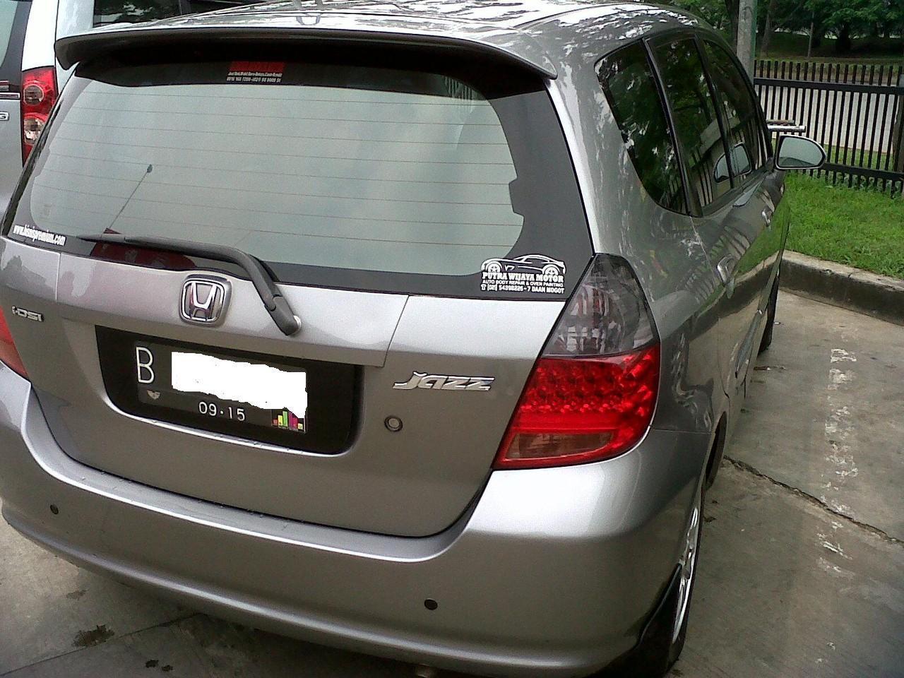 Honda Jazz IDSI 2005 Matic