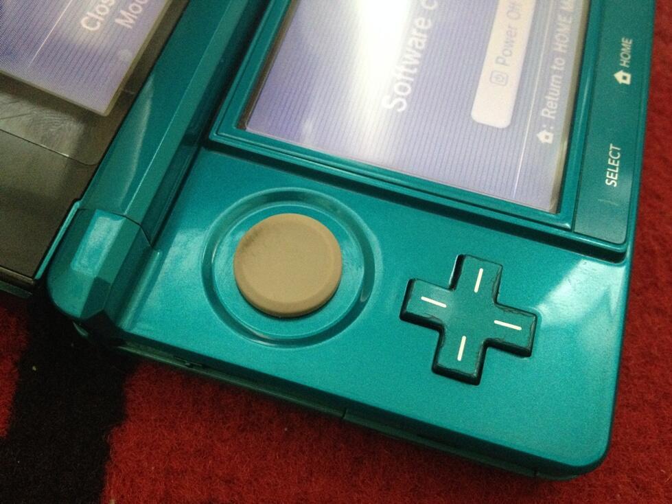 3DS Aqua Blue 2nd fw.4.2(gateway ready) region Asia