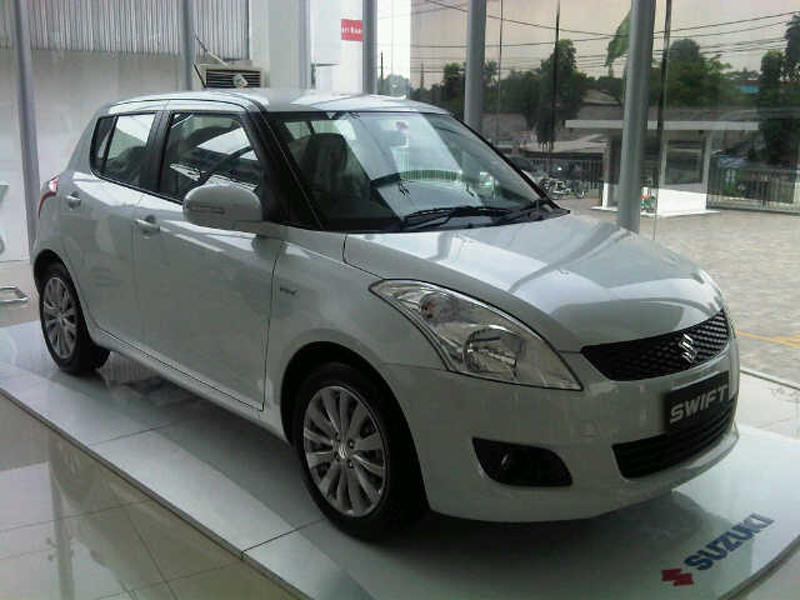 SUZUKI SWIFT GX 100% TERBARU 2013
