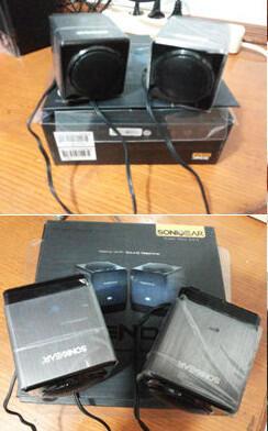 Sonic Gear Xenon Xfi 200 Malang