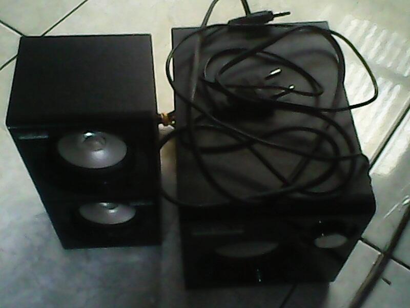 Speaker Power Up SPU-1010 [Kota Malang]