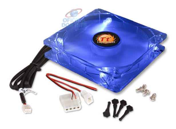 HSF Xigmatek Thor'sHammer + fan Thermaltake 425