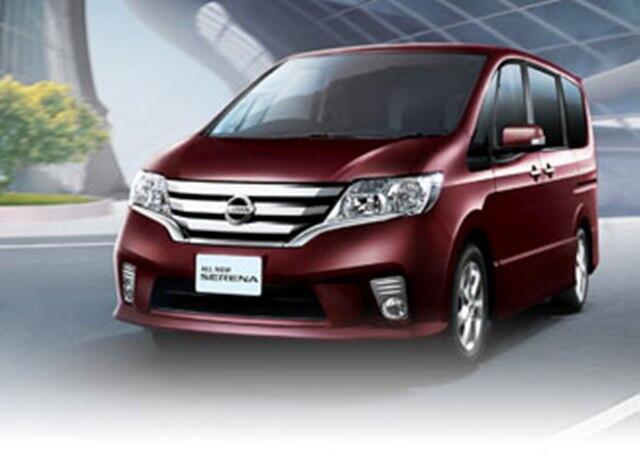 Nissan All New @March,Evalia,Grand Livina,Juke,Navara,X Trail,Serena,Teana,Elgrand