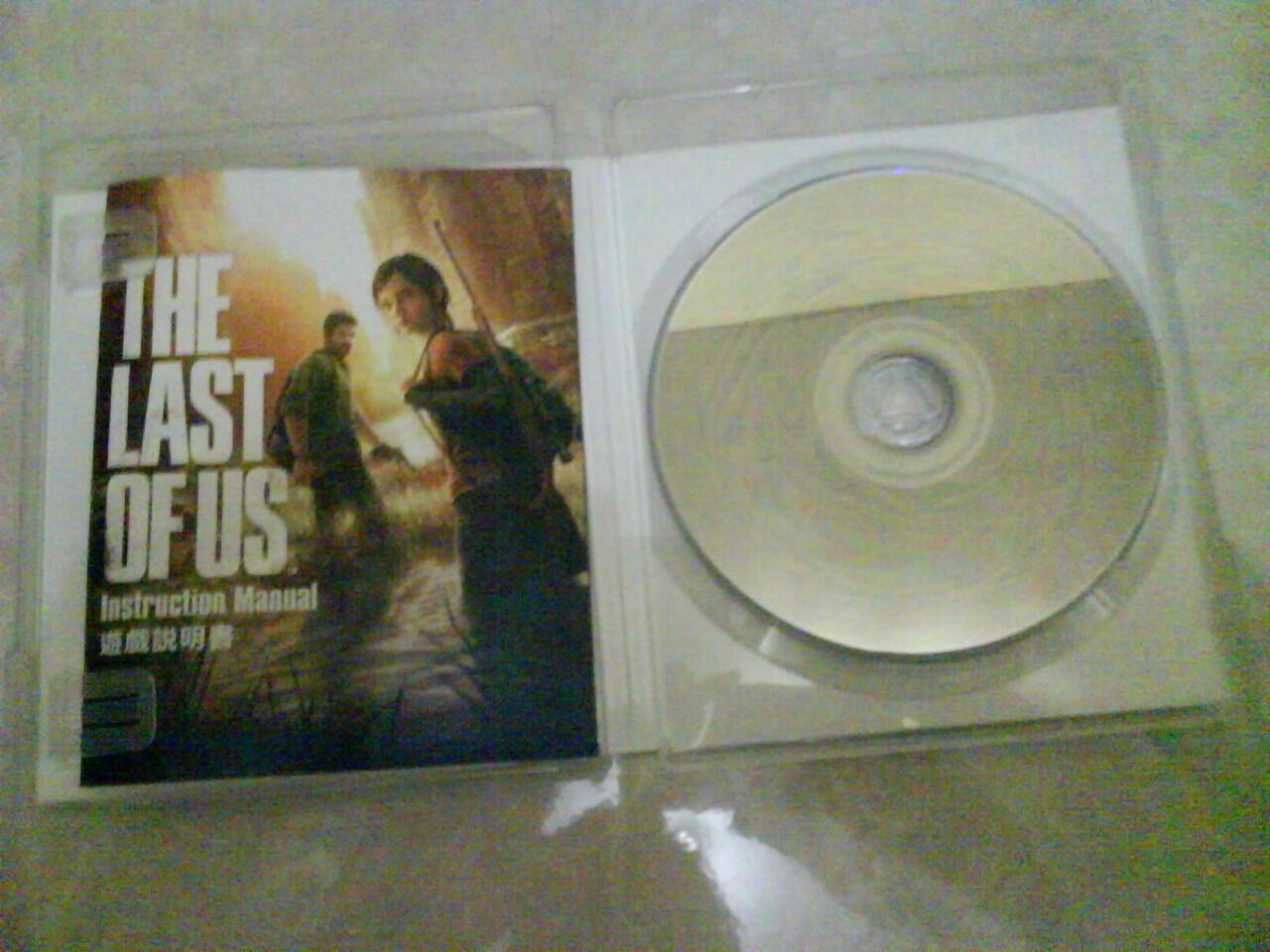 """Kaset PS3 Ori - """"THE LAST OF US"""""""