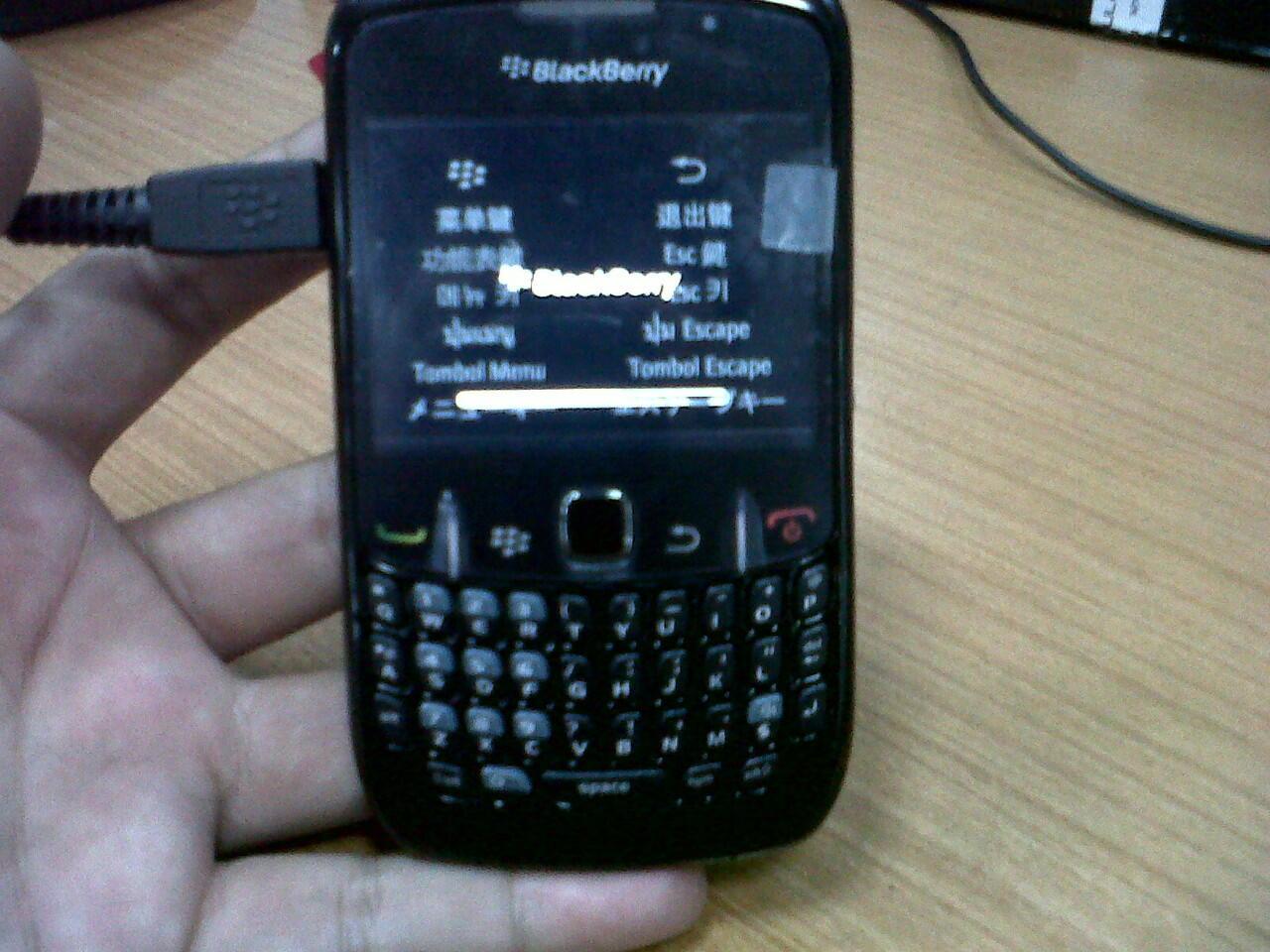 Blackberry Gemini Curve 8520 | Mari mampir..