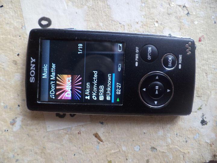 Sony Walkman NWZ A816 4GB