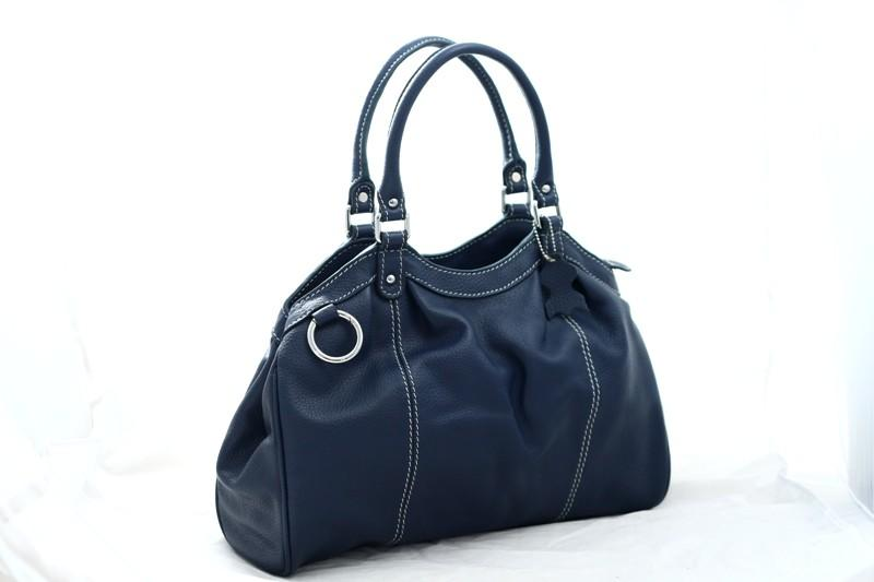 Tas Wanita untuk ke kantor, kuliah, jalan-jalan, modis, terbuat dari kulit asli