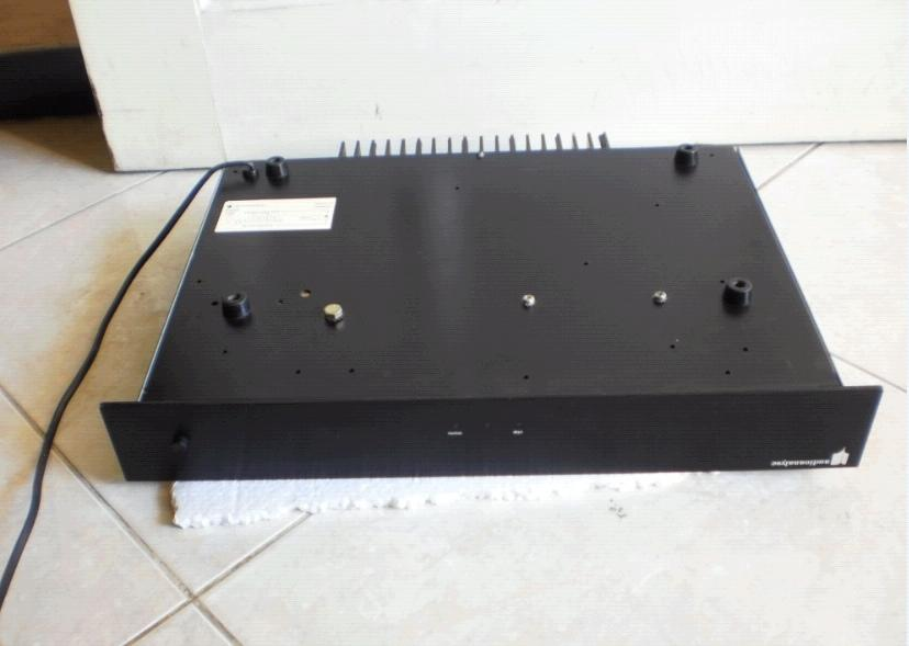 Audio Analyse Power Amplifier,..Made Francis
