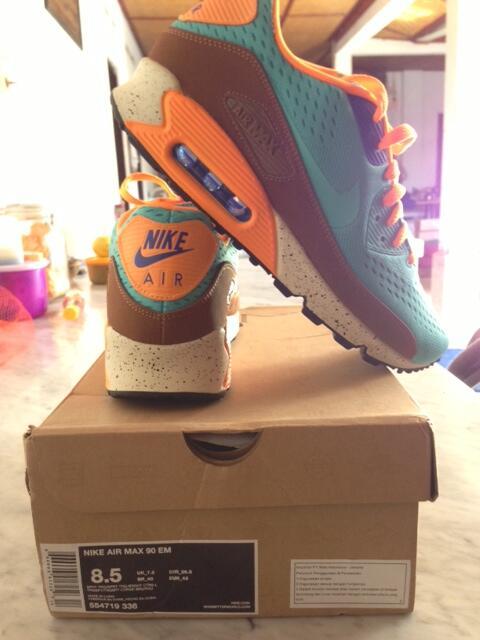 Jual Sepatu Nike Air Max 90, Toki, Air Force 1, Flyknit