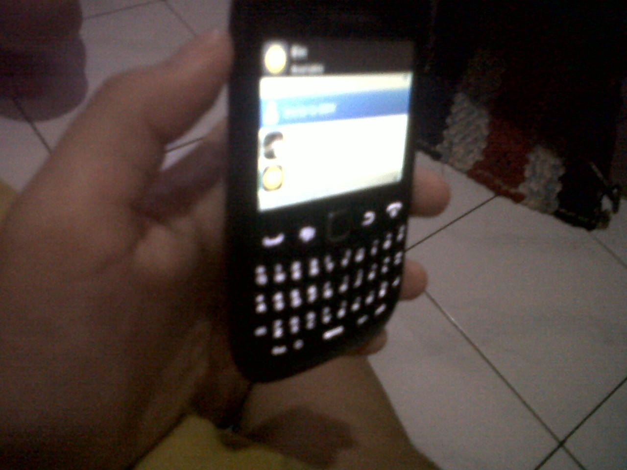 BlackBerry Davis FullSet Murah