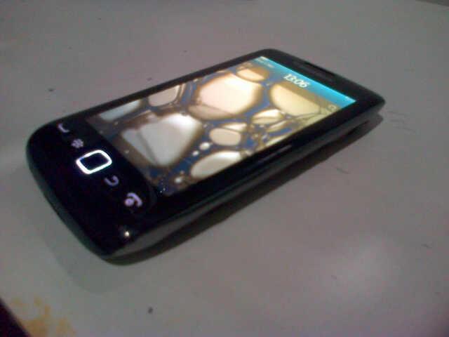 Blackberry Monza 9860 FULLSET
