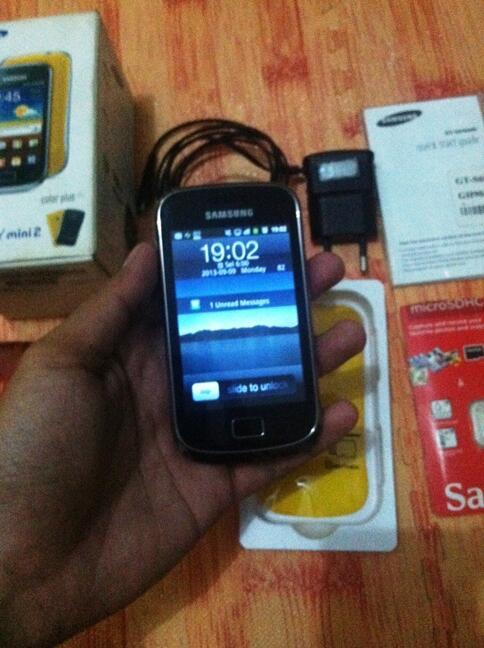 Samsung Galaxy Mini 2 mulus