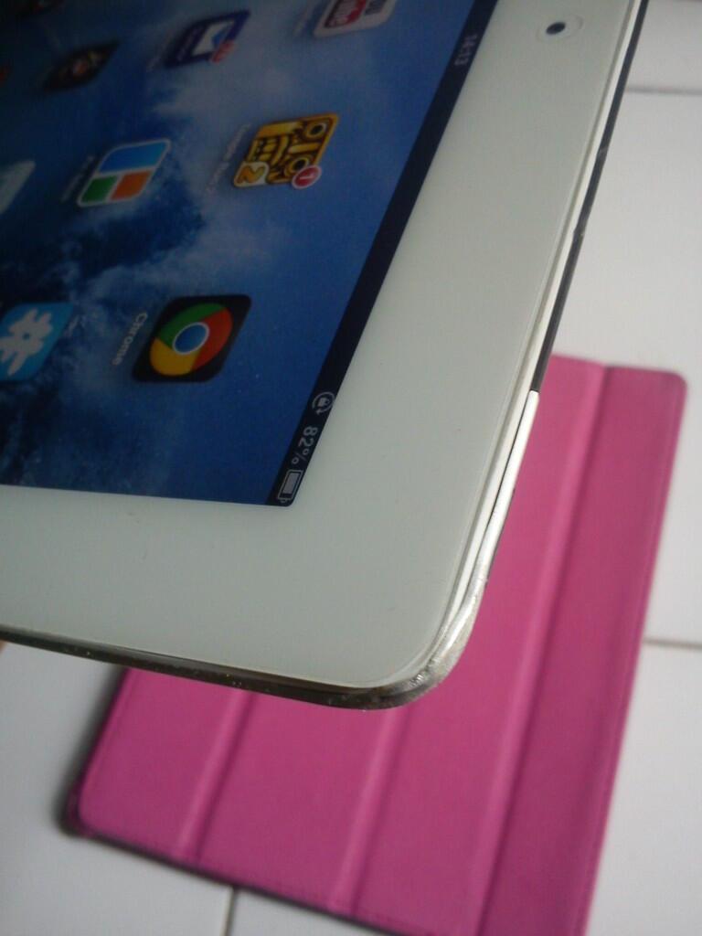 ipad 2 white 16gb 3g+wifi murahhhh