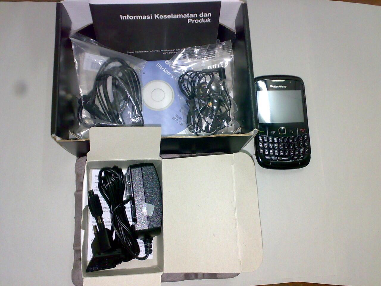 Blackberry Gemini ( Semarang )