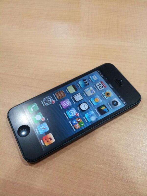 Iphone 5 16Gb Hitam
