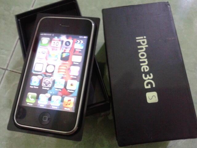 iphone 3gs 32gb black