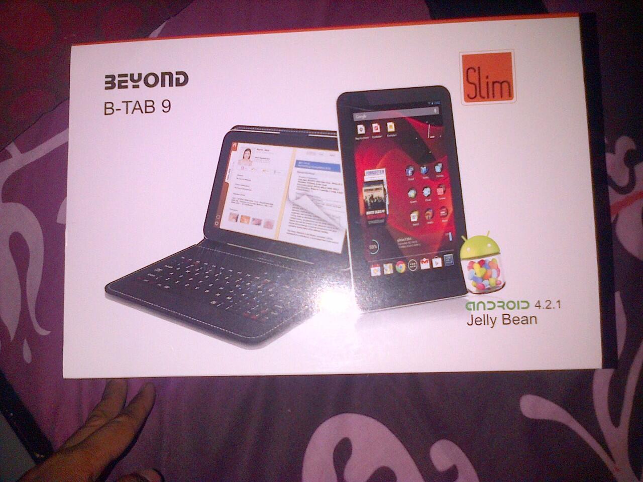 tablet beyond