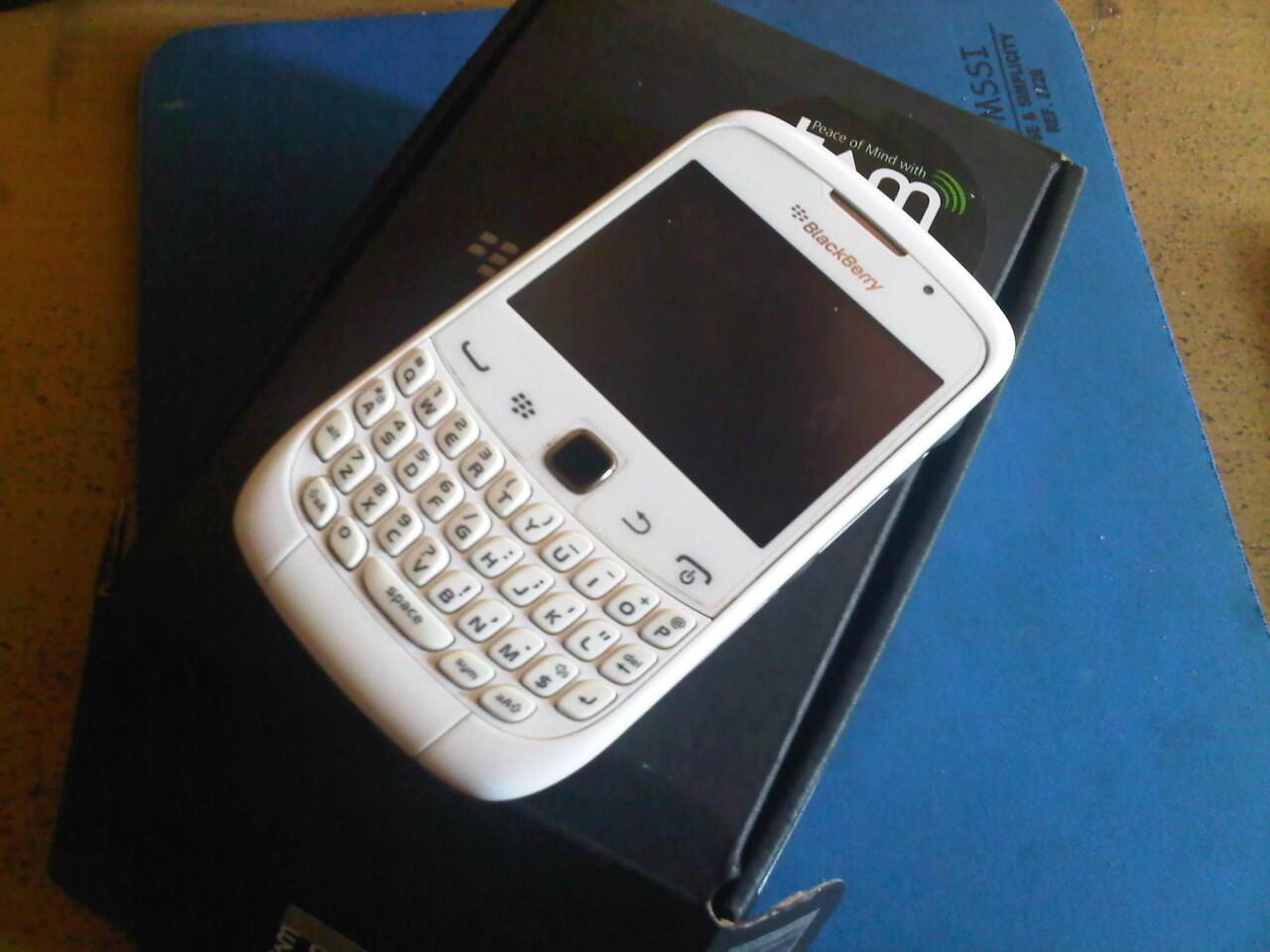 Gemini 3G 9300 white mulus TAM Malang