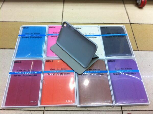 "Book cover Belk Origional for Samsung Tab 3(8"") T311/310"