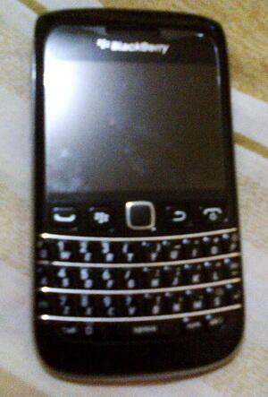 BLACKBERRY ONYX 3 9790 BELAGIO GARANSI BANDUNG