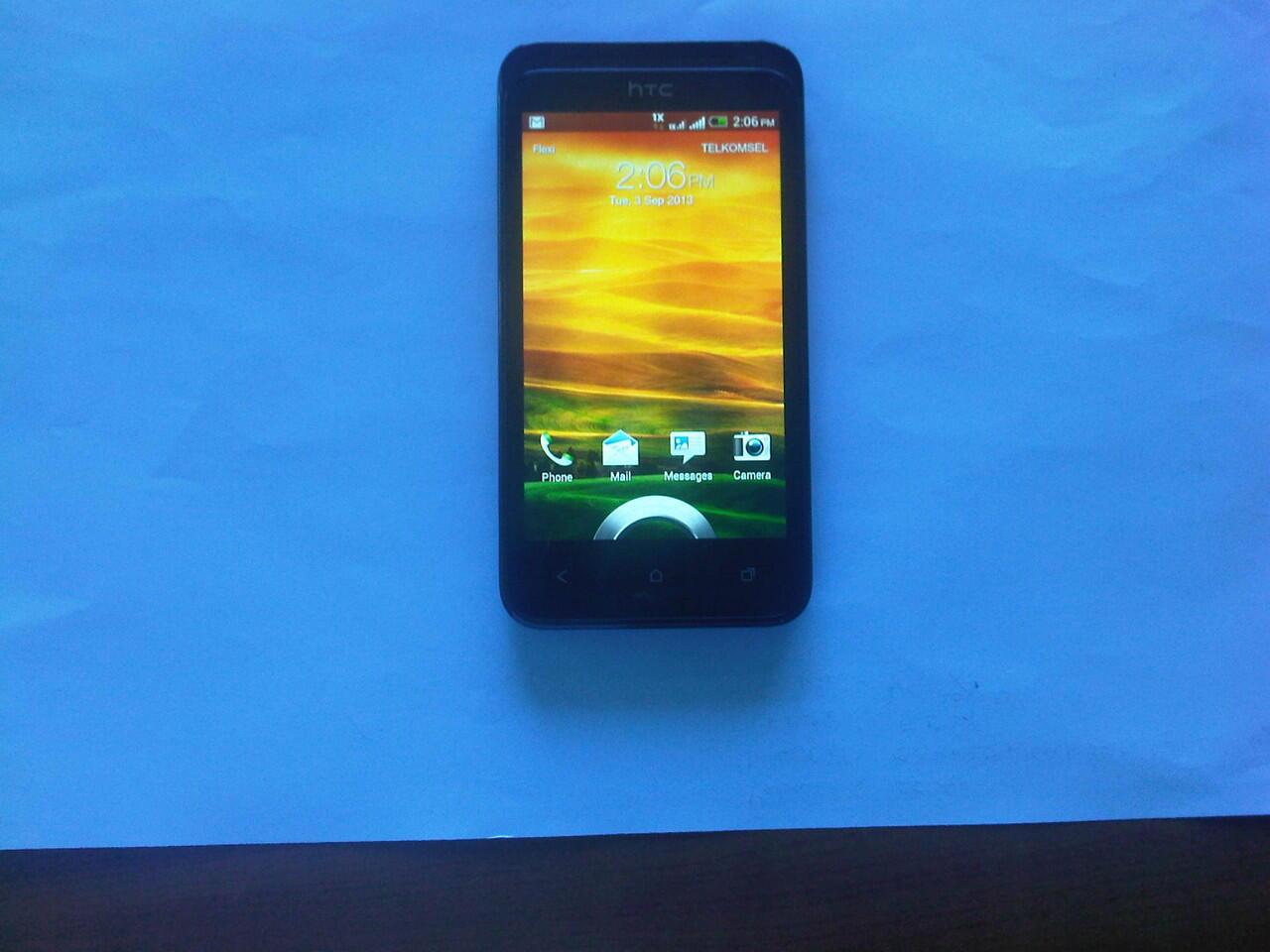 FS : HTC VC DUAL ON GSM CDMA BLACK