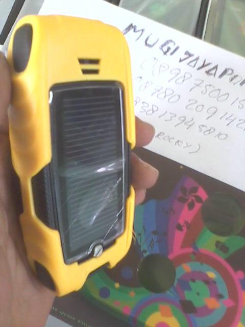 Takuma B600 Canggih Bisa Di Carge Pake Sinar Matahari