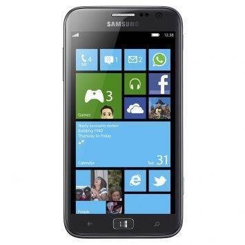 Samsung ATIV S - 16 GB - Abu-abu