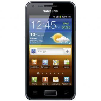 Samsung Galaxy S Advance - 8 GB - Hitam