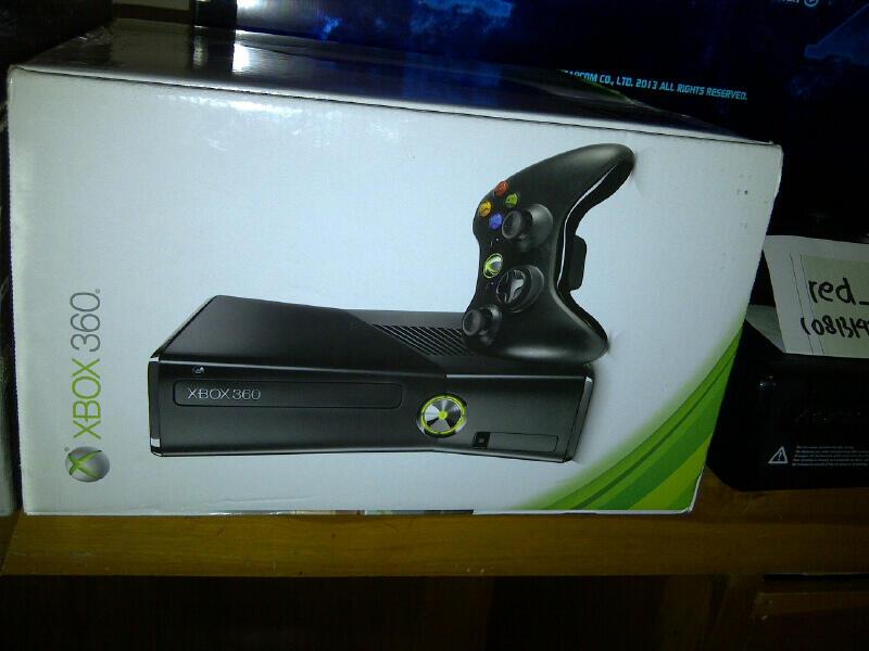 Jual Xbox 360 Slim RGH termurah sekaskus !!!