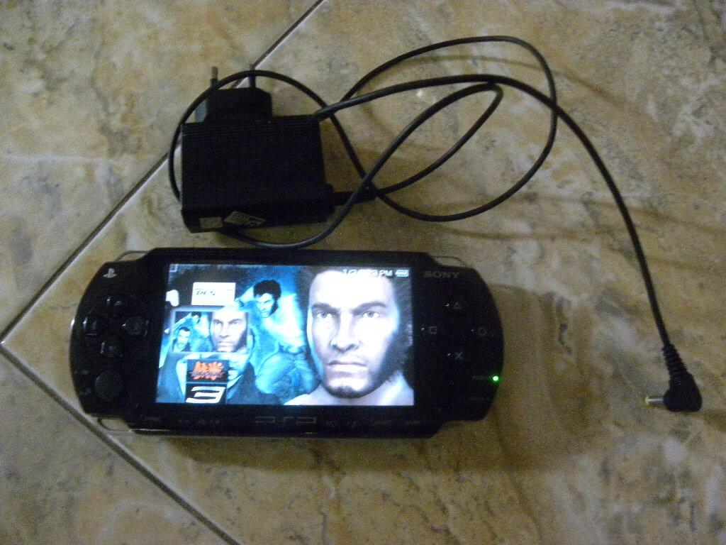 PSP Type 1001 fat Black