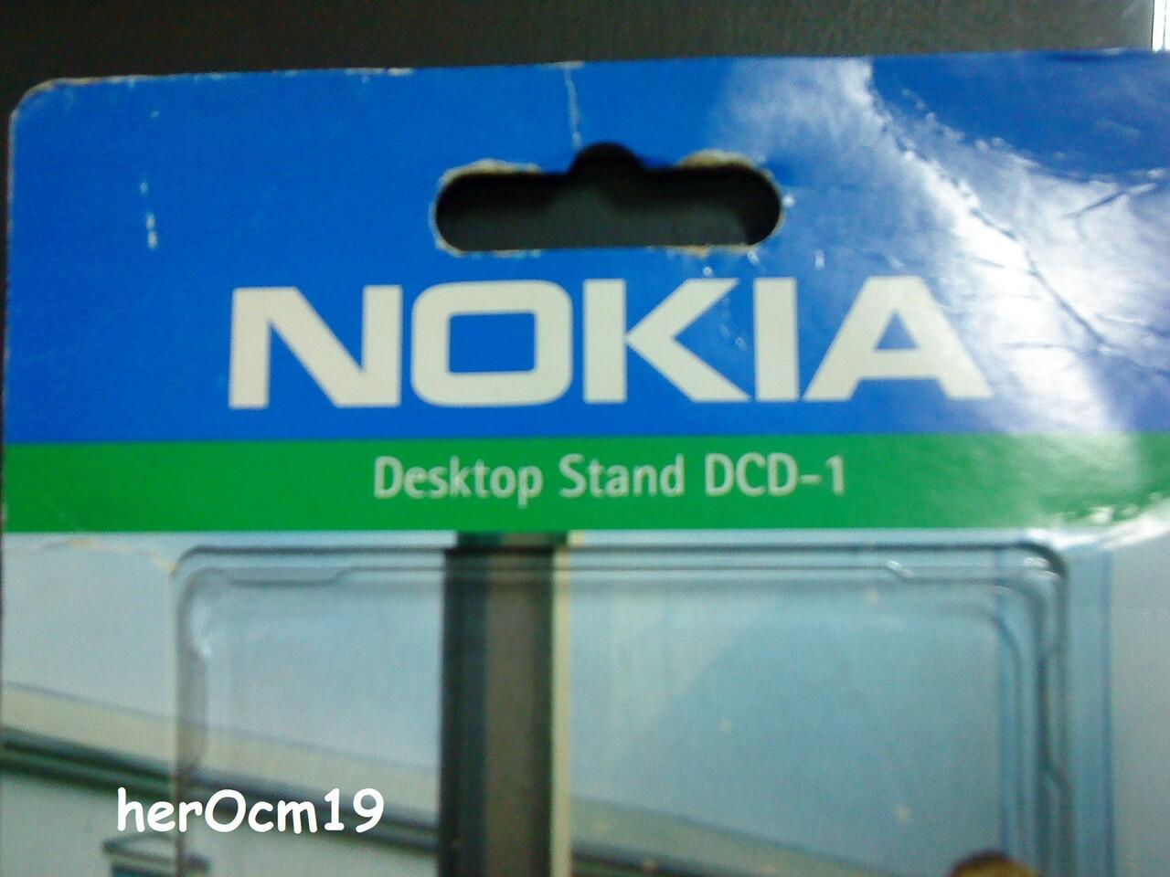 Desktop Stand DCD-1 for nokia 8310/6510