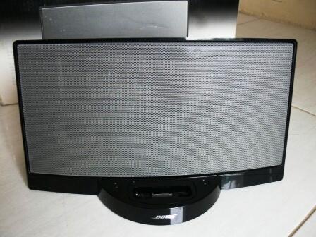 JUAL : BOSE Sounddock I [Speaker Docking Apple]