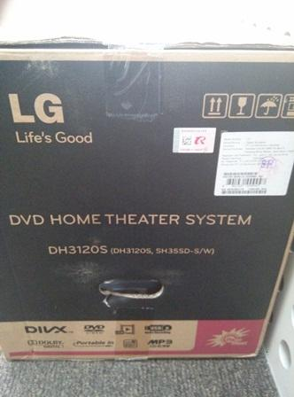 Jual LG Home Theater 5.1 DH3120S NEW